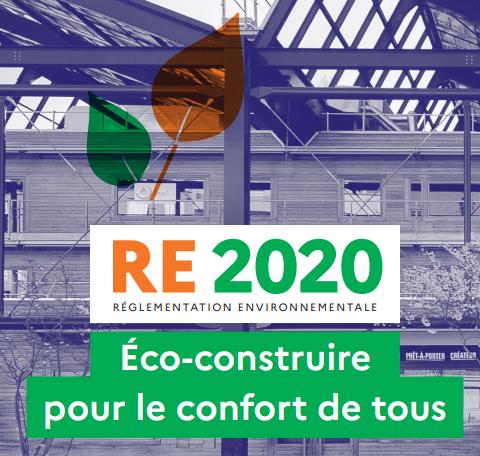 RE2020 : éco-construire pour le confort de tous