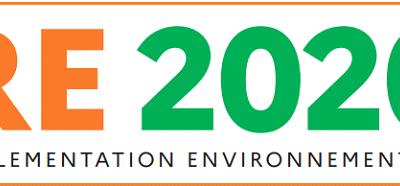 RE 2020 : parution au Journal Officiel